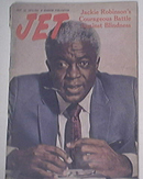 JET 10/12/1972 Jackie Robinson cover