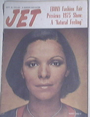 JET 9/18/1975 Audrey Smaltz cover EBONY Fashion Fair