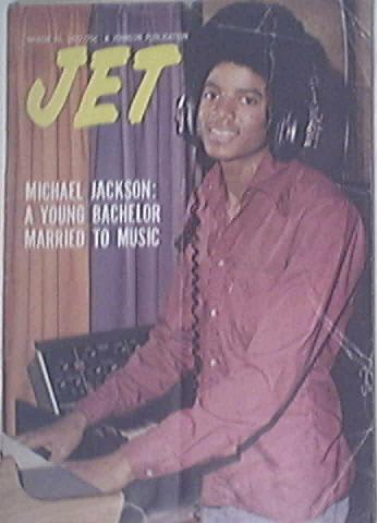 JET 3/31/1977 Michael Jackson cover