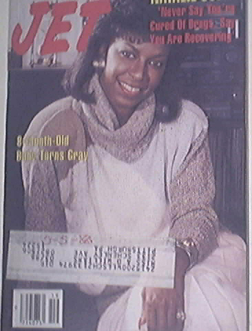 JET 5/17/1986 Natalie Cole cover