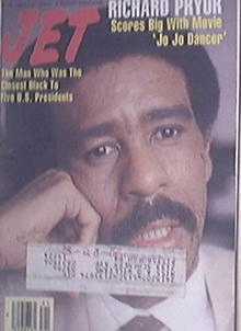 JET 5/26/1986 Preston Bruce, Richard Pryor Cover