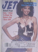 JET 12/8/1986 Beautiful Marilyn McCod cover
