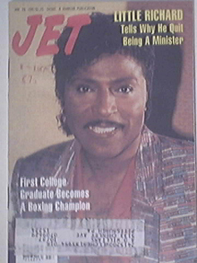 JET 1/19/1987 Little Richard cover