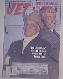 JET 5/11/1987 Redd Foxx cover
