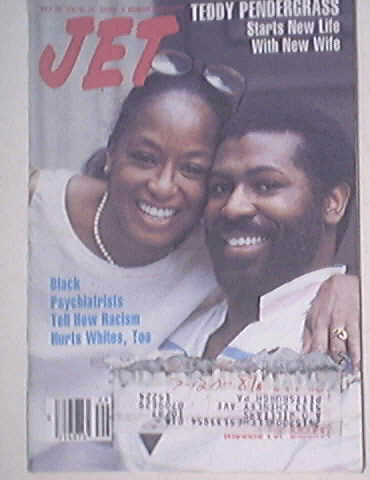 JET 7/20/1987 Teddy Pendergrass cover JAWS AD!
