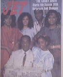 Jet 9/21/1987 The Cosby Family Cover