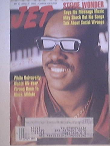 JET 5/30/1988 Stevie Wonder cover
