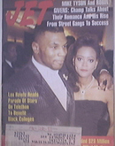 JET 12/28/1988 Mike Tyson and Robin Givens cover