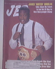 JET 4/30/1990 James 'Buster' Douglas cover