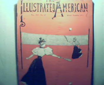 Illustd.Amercian-4/27/1895 Finding Coal,Fitness,TrvlrAd