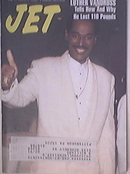 JET 6/11/1990 Luther Vandross cover