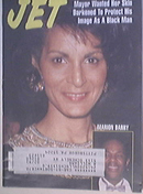 JET 7/23/1990 Effi Barry and Marrion Barry Cover