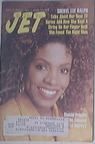JET 8/27/1990 Sheryl Lee Ralph cover