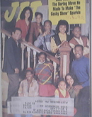 JET 11/12/1990 The Cosby Show Cover