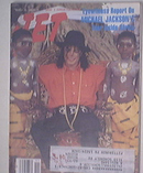 JET 3/16/1992 Michael Jackson Africa tour Cover