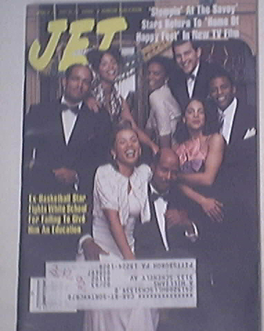 JET 3/23/1992 'Stompin'
