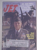 JET 9/7/1992 General Colin Powell Cover
