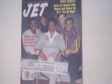 JET 10/12/1992 Michael Jordon,Patti Labelle cover