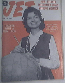 JET 2/26/1959 Delores Diggs Cover