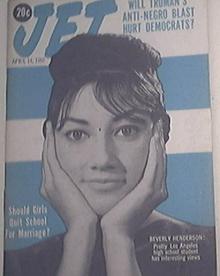JET 4/14/60 Trumans Anti-Negro Blast, Beverly Henderson