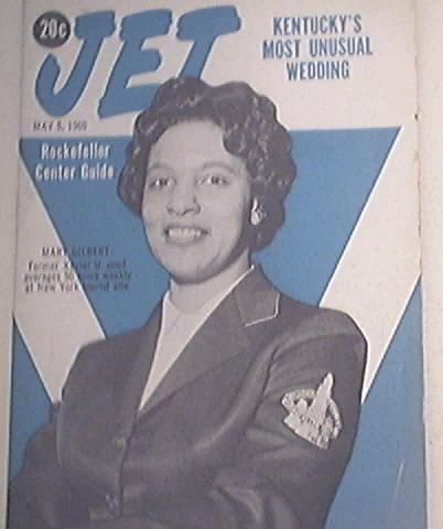 JET 5/5/1960 Rockefeller Center Guide, Mary Gilbert cov