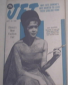 JET 9/15/1960 Ebnoy's New Fashion Fair: Jacy DeSouza