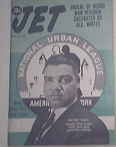 JET 5/16/1963 Whitney Young Urban League Leader Cov