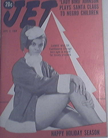 JET 1/2/1964 Carrie Miller cover
