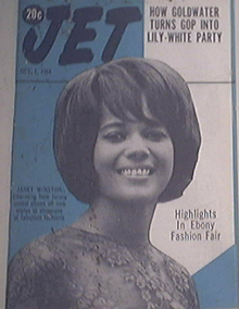 JET  10/1/1964 Highlights In EBONY Fashion Fair