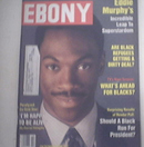 EBONY 10/1983 Eddie Murphy Cover
