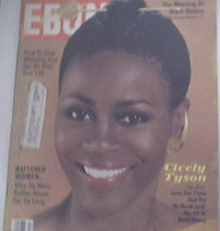 EBONY 2/1981 Cicely Tyson cover