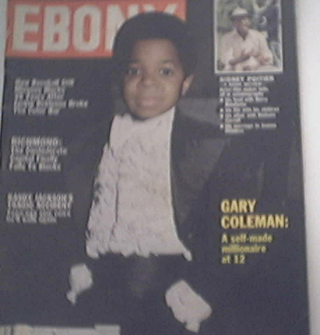 EBONY June 1980 Sidney Poitier, Gary Coleman cover