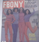 EBONY 2/1980 SISTER SLEDGE Cover