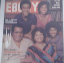 EBONY 5/1981 Greg Morris Family Cover