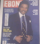 EBONT 1/1981 BILLY DEE WILLIAMS cover