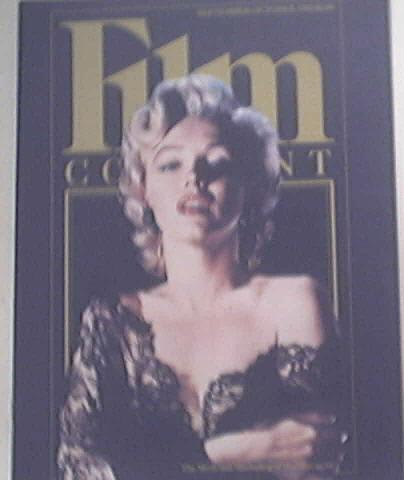 Film Comment Sept-Oct 1982 MARILYN MONROE Cover