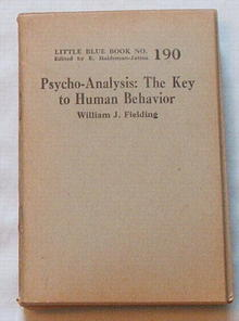 Psychoanalysis: Key to Human Behavior/Fielding,LBB #190
