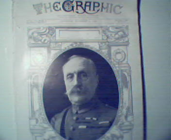 The Graphic-12/14/1918-M.Foch,Plane and Tank,NEMISIS