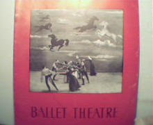 Ballet Theatre! From 1940s! Igor Youskevitch,A.Alonso!