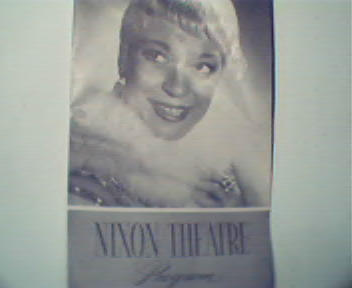 Member of the Wedding '52-Ethel Waters at Nixon Thtre!