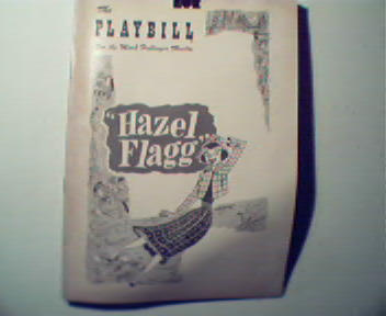 Hazel Flagg! from 2/53! Ad for Bette Davis-Twos Company