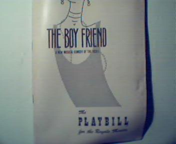 The Boyfriend!-1954! Julie Andrews! Ruth Altman!