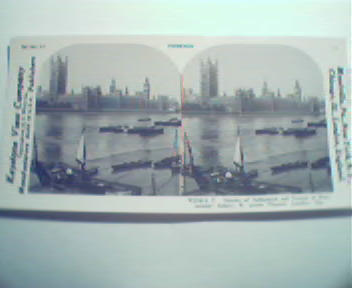 1970 Repro Card 1800-1900s-Tower of London from Thame