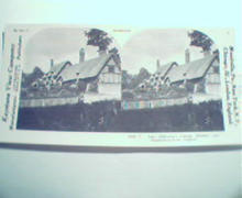 1970 Repro Card 1800-1900s- Anne Hathaways London Home!