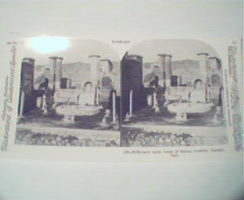 1970 Repro 1800-1900s-Marcus Lucretius Home,Pompeii!