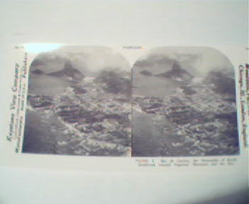 1970 Repro 1800-1900s- Rio de Janiero Southest View!