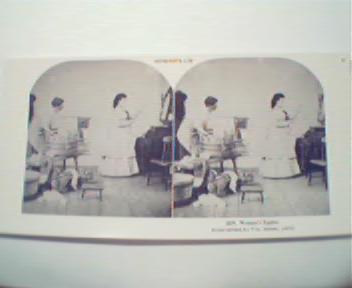 1970 Repro 1800-1900s-Womens Lib-Womens Rights
