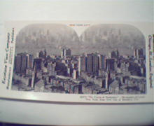 1970 Repro 1800-1900s- New York City seen from Brooklyn