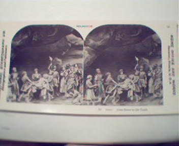 1970 Repro 1800-1900s-  Jesus Born to the Tomb!