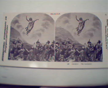 1970 Repro 1800-1900s-  The Ascension of Jesus